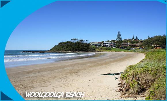 Woolgoolga Beach - Solitary Islands Surf School